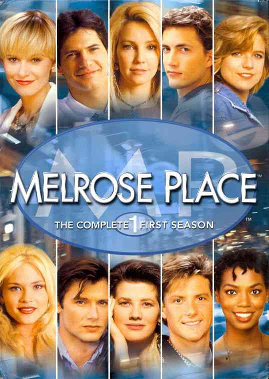 MELROSE PLACE:COMPLETE FIRST SEASON BY MELROSE PLACE (DVD)
